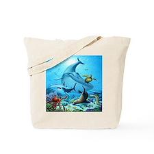 Ocean Life Tote Bag