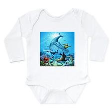 Ocean Life Body Suit