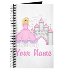 Princess Personalized Journal