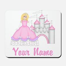 Princess Personalized Mousepad