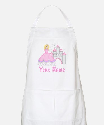 Princess Personalized Apron