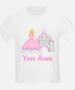 Princess Personalized T-Shirt
