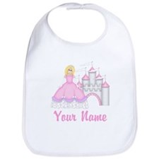 Princess Personalized Bib