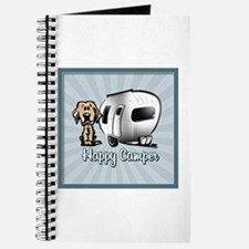 Happy Camper Dog Journal