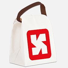 LOGO_solo Canvas Lunch Bag