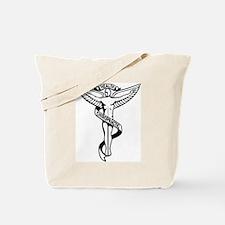 Chiropractic Symbol Tote Bag