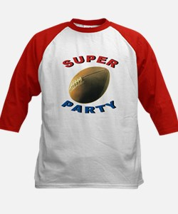 Super Football Party (Front) Tee