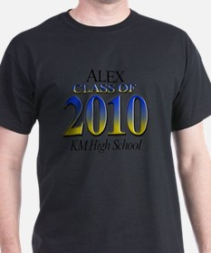 Alex 2010 rev T-Shirt