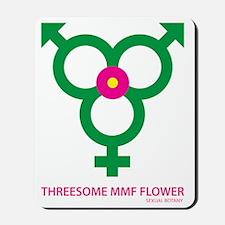 mmf_flower Mousepad