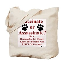 Vaccine Tote Bag