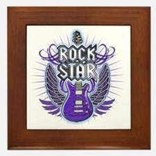 RockStar_Light Framed Tile