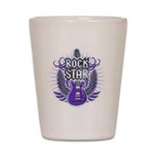 RockStar_Light Shot Glass