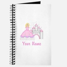 Princess Castle Personalized Journal