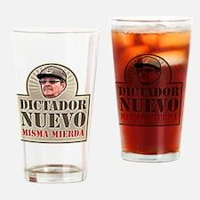 DictadorNuevo_Dark Drinking Glass