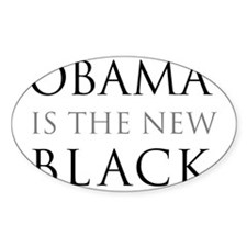 obama_is_the_new_black_light Decal