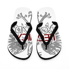 legnica_01_grey Flip Flops