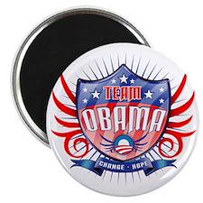 obama_shield_dark Magnet