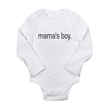 Mama's Boy Body Suit