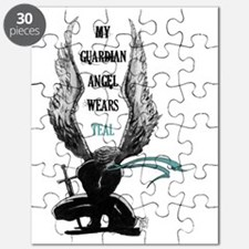 AngelWears_Teal-1 Puzzle