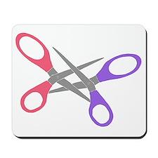 scissor-me Mousepad