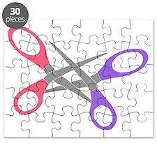 scissor-me Puzzle