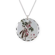 Redbud Branch w/Blooms Necklace