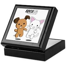 Friends for Life Keepsake Box