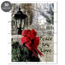Christmas Peace Puzzle
