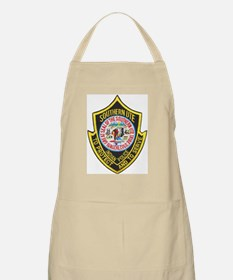 Southern Ute Police BBQ Apron