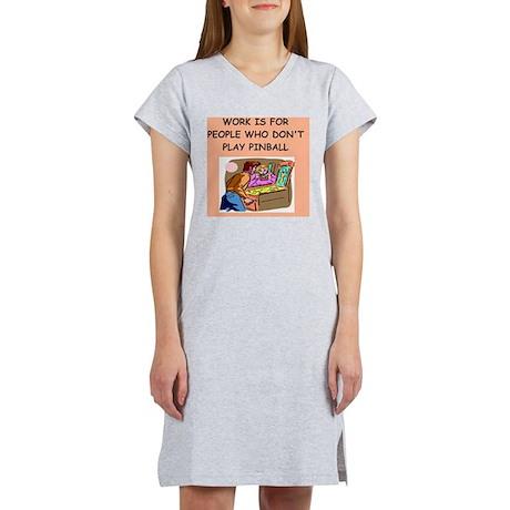 PINBALL Women's Nightshirt
