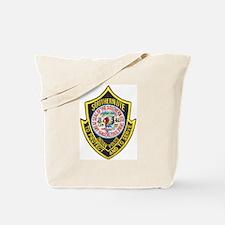 Southern Ute Police Tote Bag