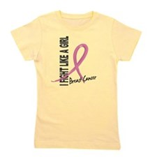 - Breast Cancer Fight Like a Girl Girl's Tee