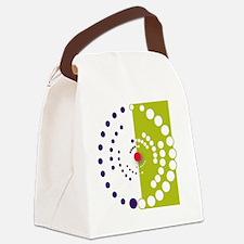 2011SWMLogo-JustImage Canvas Lunch Bag