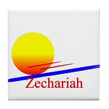 Zechariah Tile Coaster