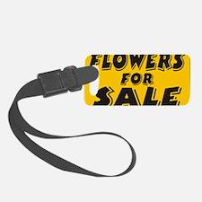 flowers Luggage Tag