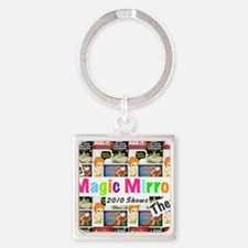 MM-Montage2010Design.White.003 Square Keychain