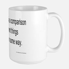 4-analogy-new Large Mug
