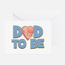 Dad to Be Greeting Cards (Pk of 10)
