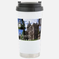 Austin, Texas Stainless Steel Travel Mug