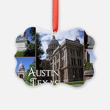 Austin, Texas Ornament