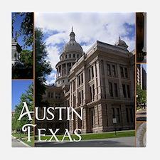 Austin, Texas Tile Coaster