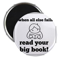 Big Book2 Magnet