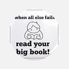 "Big Book2 3.5"" Button"