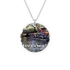 Riverwalk, San Antonio,TEXAS Necklace