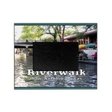 Riverwalk, San Antonio,TEXAS Picture Frame