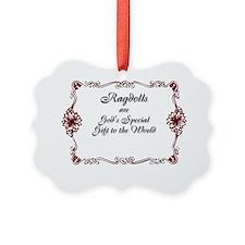 2-Sammie2 Christmas Card Inside Ornament
