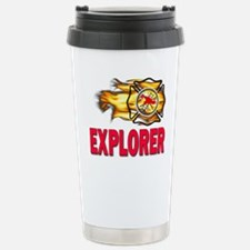 Fire Explorer Mugs