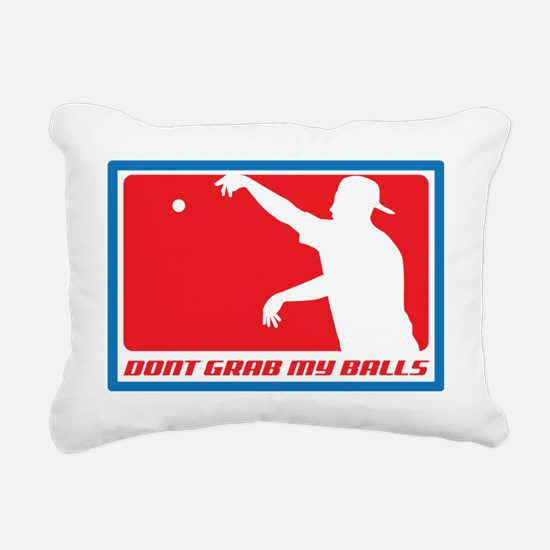 BP_dontgrab Rectangular Canvas Pillow