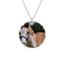 roan_foal_square Necklace