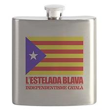 LEstelada Blava Flask